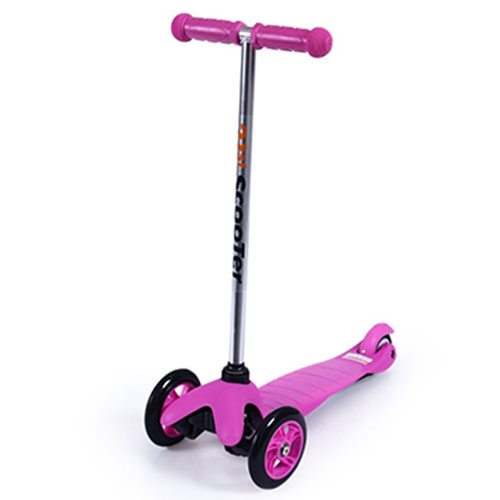 Three Wheel Childrens Scooter Image 3