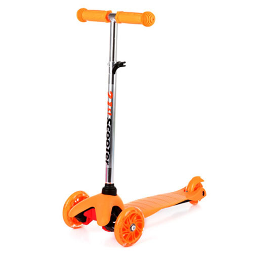 Pedal Multi-Function Walkers Triad Scooter Image 2