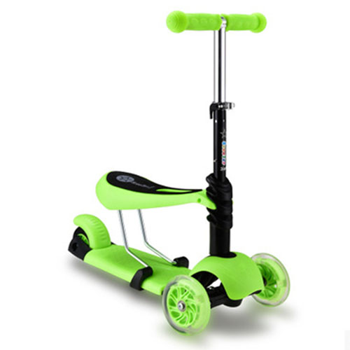 Pedal Multi-Function Walkers Triad Scooter Image 3