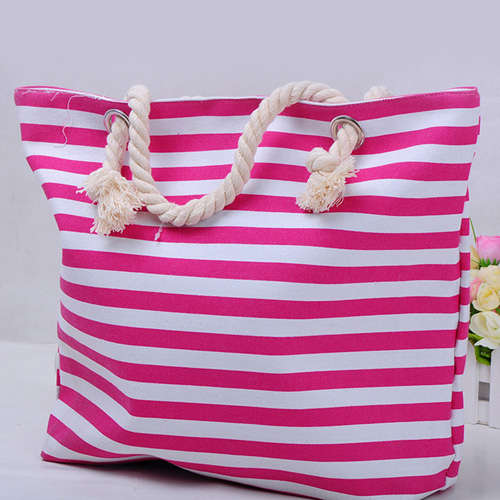 Causal Recycle Fold able Shopping Bag