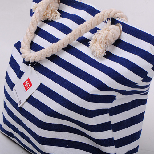 Causal Recycle Fold able Shopping Bag  Image 2