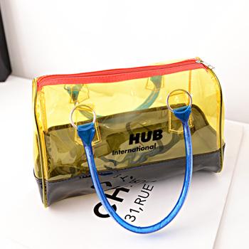 Transparent Crystal Beach Bag