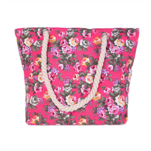 Canvas Summer Style Beach Bags  Image 2