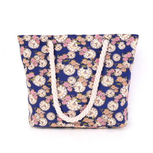 Canvas Summer Style Beach Bags