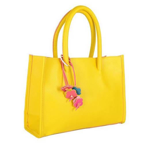 Flowers Girls Tote Ladies Beach Bags