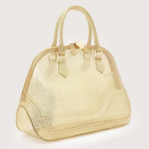 Powder Star Tote Bolsas Summer Shell Women Beach Bags Image 1