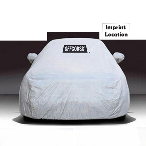 Anti UV Car Cover Dustproof Vehicle Scratch Proof Imprint Image