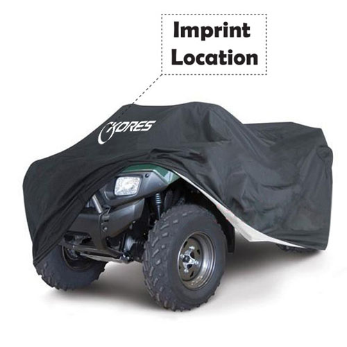 Size 3XL Universal Car Cover Quad Bike Anti-UV ATV Cover Imprint Image