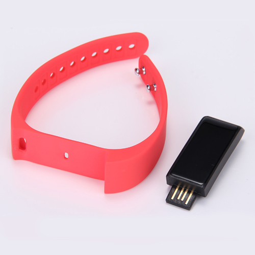 Waterproof Bluetooth Sleep Monitor Wristband Image 1