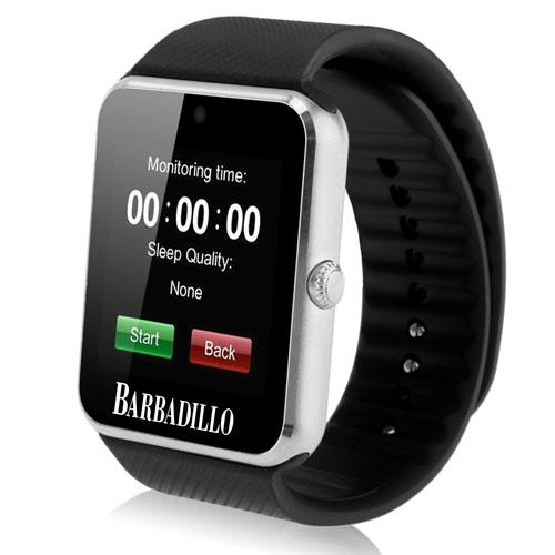Bluetooth Smart Wrist Watch With Sim Card Slot