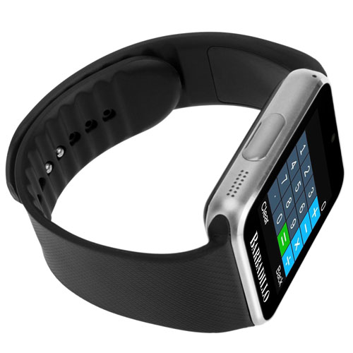 Bluetooth Smart Wrist Watch With Sim Card Slot Image 2
