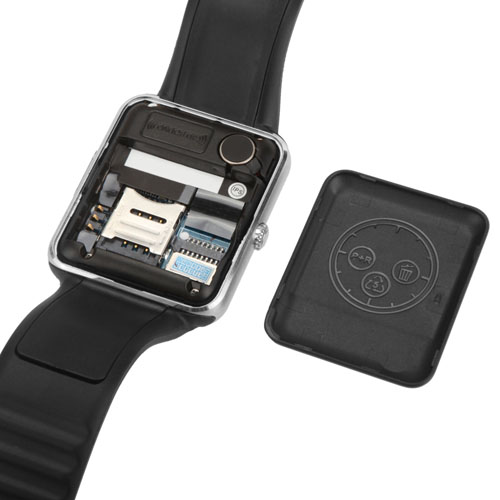 Bluetooth Smart Wrist Watch With Sim Card Slot Image 4