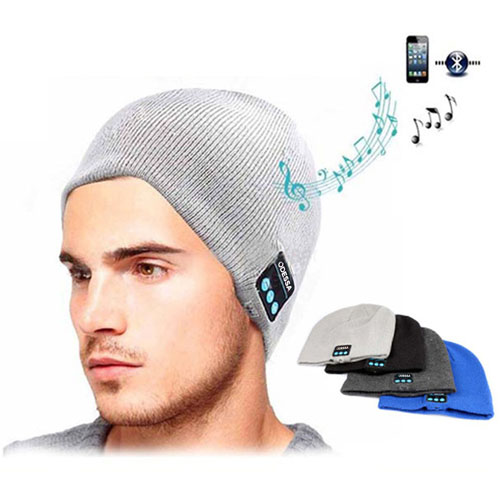 Outdoor Sport Bluetooth Stereo Music Hat