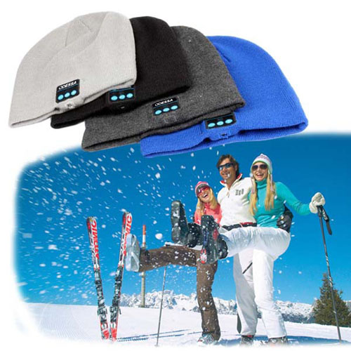 Outdoor Sport Bluetooth Stereo Music Hat Image 3