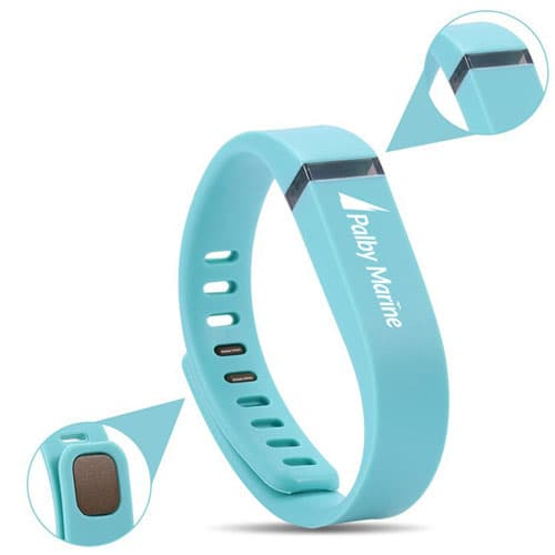Wireless Activity Sports Silicone Bracelet
