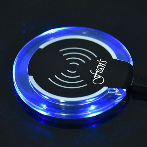 Lighting Qi Wireless Charging Pad Image 2