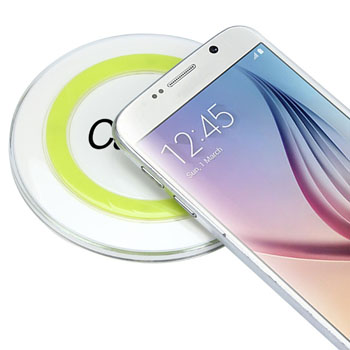 Qi-Enabled Wireless Fast Charging Pad