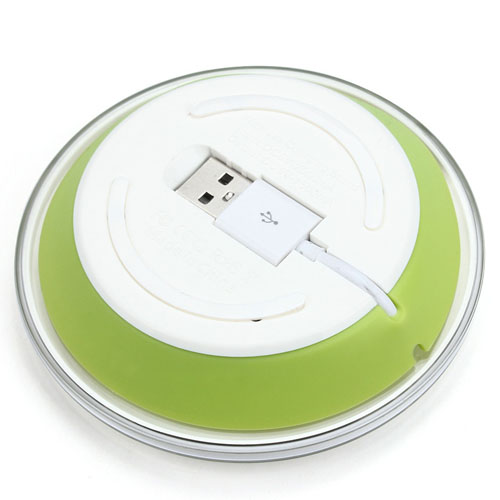 Qi-Enabled Wireless Fast Charging Pad Image 4