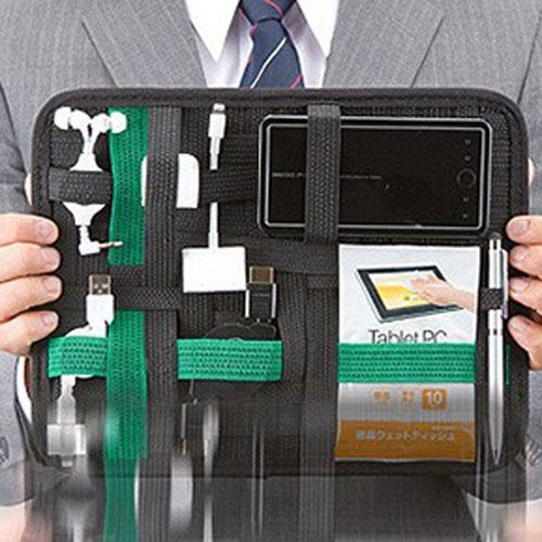Storage Organization Wrap Case Cover Organizer Image 4