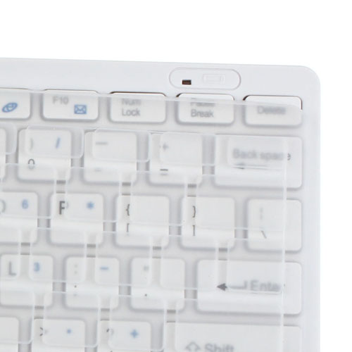 2.4G Ultra-Slim Wireless Keyboard With Mouse Image 5