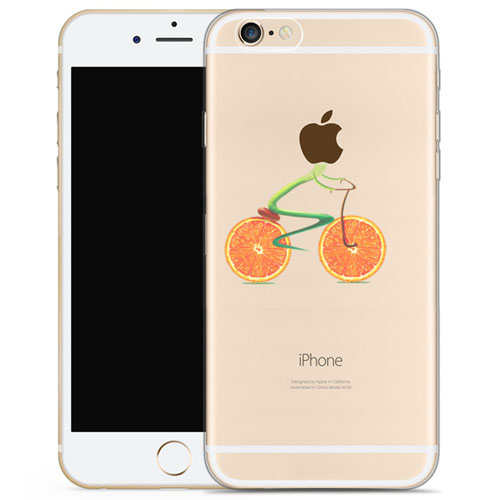 iPhone 6 Transparent Cell Phone Cases