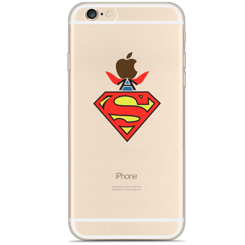 iPhone 6 Transparent Cell Phone Cases Image 1