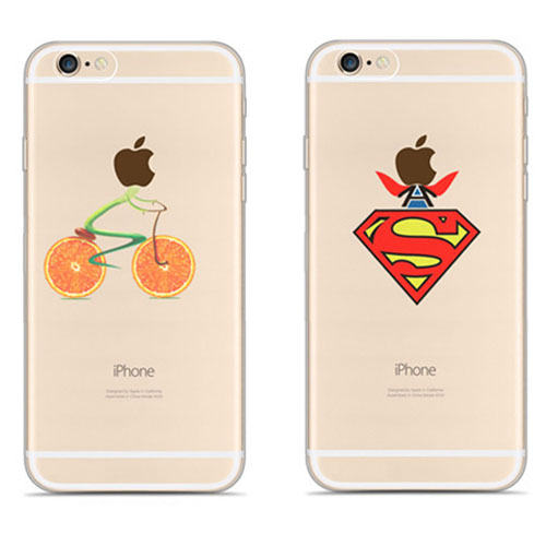 iPhone 6 Transparent Cell Phone Cases Image 2