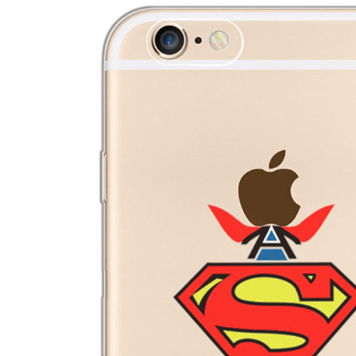 iPhone 6 Transparent Cell Phone Cases Image 3