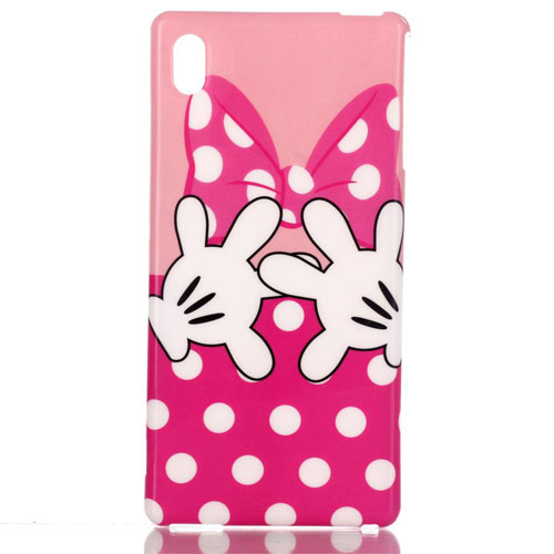Aqua Soft TPU Dreamy Scenery Elephant Owl Flowers Case