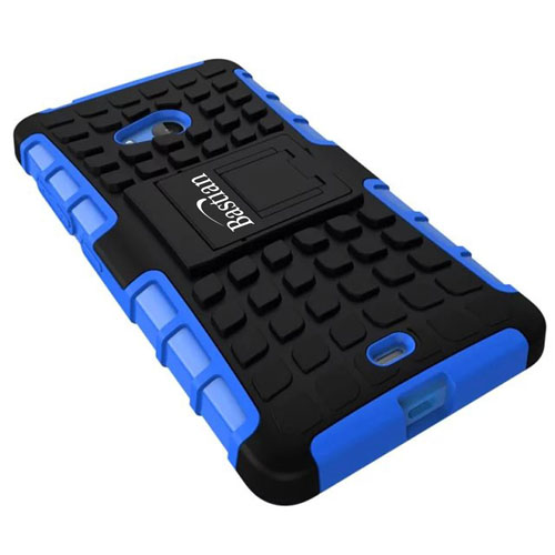 Kickstand Rugged Rubber TPU Stand Function Phone Case