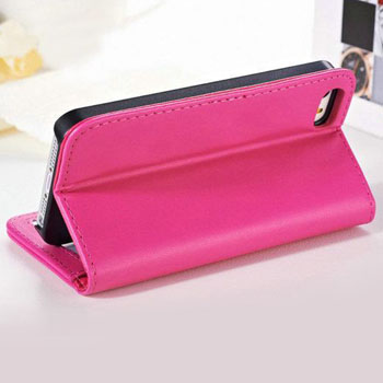 Luxury Book Style Flip Stand Design Photo Frame Phone Case