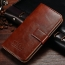Flip 2-in-1 Retro Book Style PU Leather Phone Back Cover
