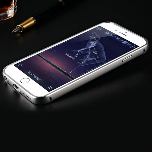 Metal Matte Surface Ultrathin Aluminum Phone Back Cover