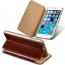 iPhone (All Model) European Style Design Flip Stand Book Style Phone Cover