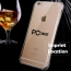 Ultra-Thin Soft Silicon TPU Transparent Back Cover Case