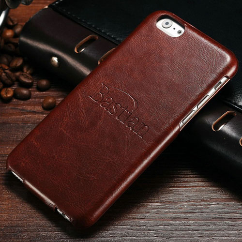 Elegant Leather Retro Flip Fashinon Brand Cover