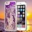 Dynamic Quicksand Gold Star Bling Glitter Phone Case