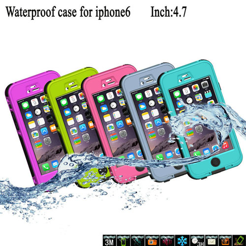 Water Proof 6M Diving Sport Protective Phone Bag