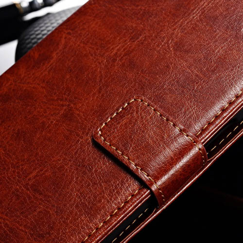Deluxe Retro Leather Case Vintage Flip Wallet