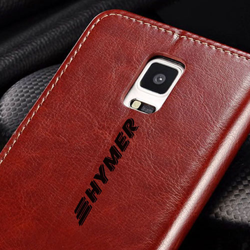 Samsung (All Model) Luxury Wallet PU Leather Coque Phone Bag With Stand Image 5