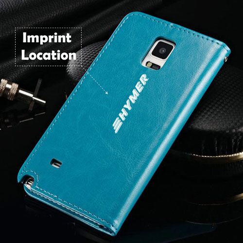 Samsung (All Model) Luxury Wallet PU Leather Coque Phone Bag With Stand Imprint Image