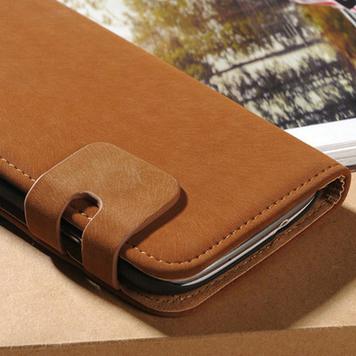 S3 i9300 Wallet Style Flip Stand Phone Back Cover