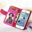 5S Phone Back Cover Book Style Stand Design Photo Frame