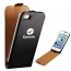 5S Coque With Card Slot Fashion Flip Style Cover