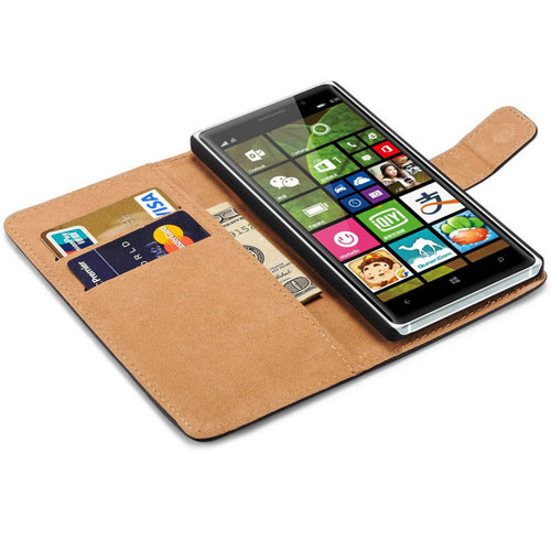 Nokia Lumia 830 Wallet Style Phone Back Cover