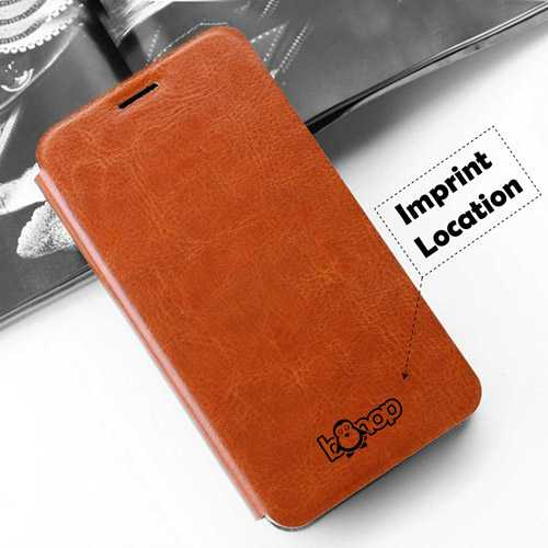 Luxury Slim Flip Stent Leather Phone Case Cover