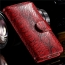 Snake Skin PU Leather Wallet Stand Holder Phone Case