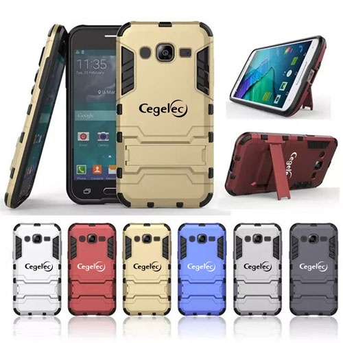 Samsung Future High-tech 2 in 1 Hybrid Armor Phone Case