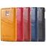 Grease Glazed Skins Leather Card Slot Slim Phone Case