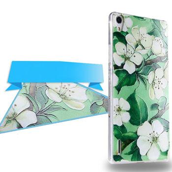 Huawei Ascend P7 Soft TPU Phone Cover Case